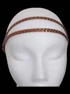 Elastic Copper Double Braided